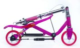 Space Scooter x360 Junior Roze_