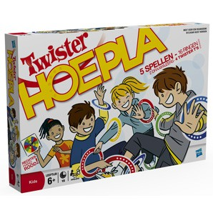 Twister Hoepla spel kinderspel