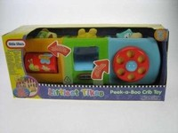 Little tikes peek a boo box /wandelwagen