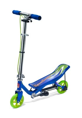 Space Scooter x360 Junior Blauw