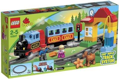 Mijn eerste treinset Lego Duplo (10507)